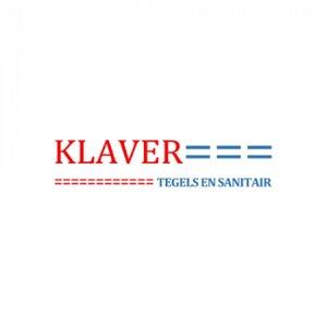 Klaver Tegels en Sanitair logo