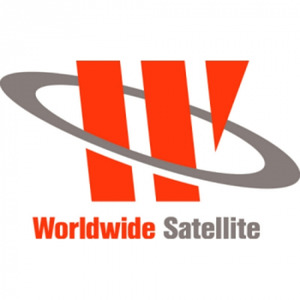 Worldwide Satellite logo