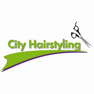 City Hairstyling logo