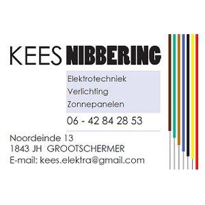 Kees Nibbering Installatie logo