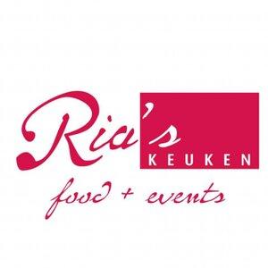 Ria's Keuken logo
