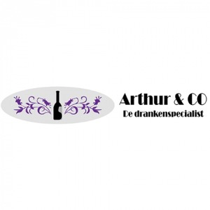 Slijterij Arthur & Co De drankenspecialist logo