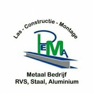 Pe-Ma Metaal logo