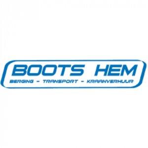 Bergingsbedrijf Firma Boots logo
