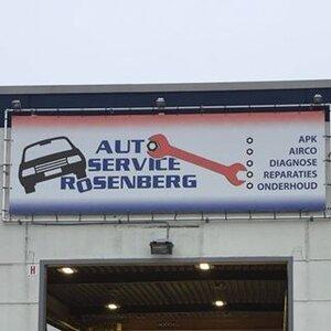 Auto Service Rosenberg logo