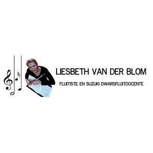 Liesbeth van der Blom logo