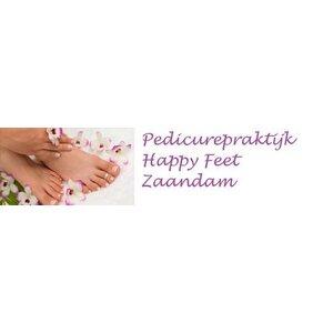 Pedicure Praktijk Happy Feet Zaandam logo