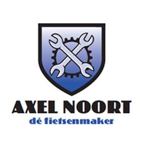 Axel de Fietsenmaker logo