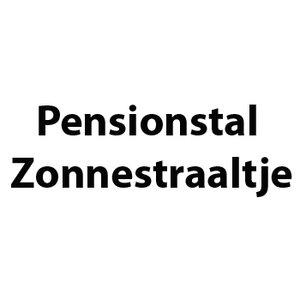 Pensionstal Zonnestraaltje logo