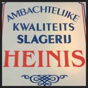 Slagerij R. Heinis logo