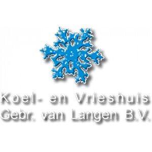 Koel- en Vrieshuis Gebr. Van Langen B.V. logo