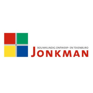 Bouwkundig Ontwerp-en Tekenburo Jonkman logo