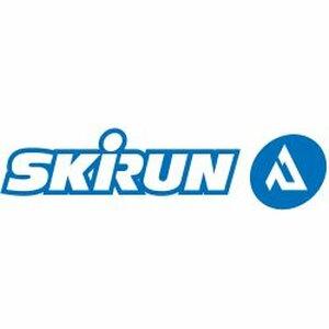 SkiRun Indoor Skischool logo