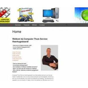 Computer Thuis Service Heerhugowaard logo