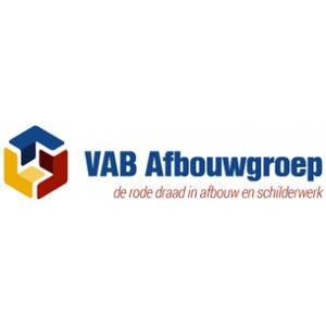 VAB Afbouwgroep logo