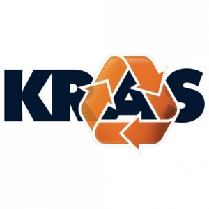 Kras Recycling logo