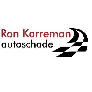 Ron Karreman Autoschade logo