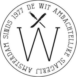 Slagerij de Wit logo