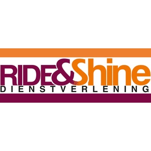 Ride & Shine Carcleaning logo