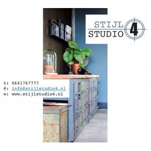 Stijl Studio 4 logo