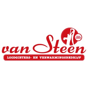 V.O.F. Van Steen Loodgieters- en C.V. Bedrijf logo
