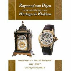 Horlogerie Raymond van Dijen logo