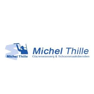 Michel Thille Glazenwasserij & Schoonmaakdiensten logo