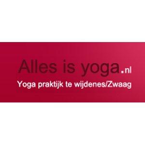 Alles is Yoga logo