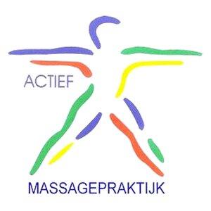 Actief Massagepraktijk logo