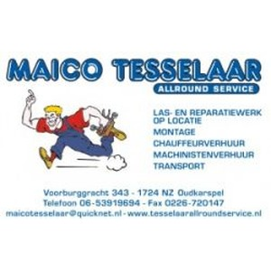 Maico Tesselaar Allround Service logo