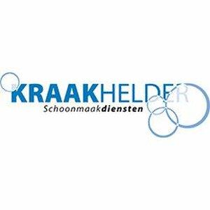 Kraakhelder Schoonmaakdiensten logo