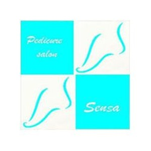 Pedicuresalon Sensa logo