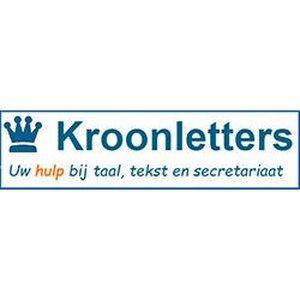 Kroonletters logo