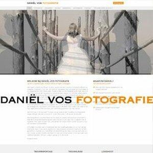 Daniël Vos Fotografie logo