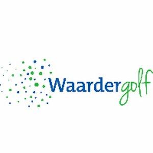 Zwembad Waardergolf logo