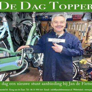 Jan de Fietsenman image 1