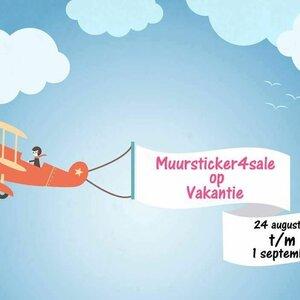 Muursticker4sale image 3