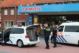 Politie arresteert verwarde man na bedreiging met wapen