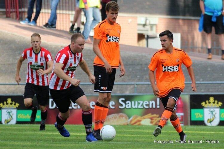Joey Antonioli, dolgelukkige 16-jarige debutant bij FC Volendam