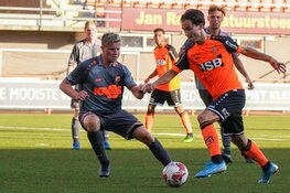 FC Volendam met 5-0 langs buurman in jubileumwedstrijd