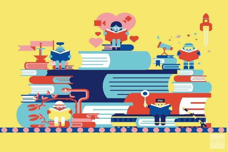 Kinderboekenweek bibliotheken regio Waterland