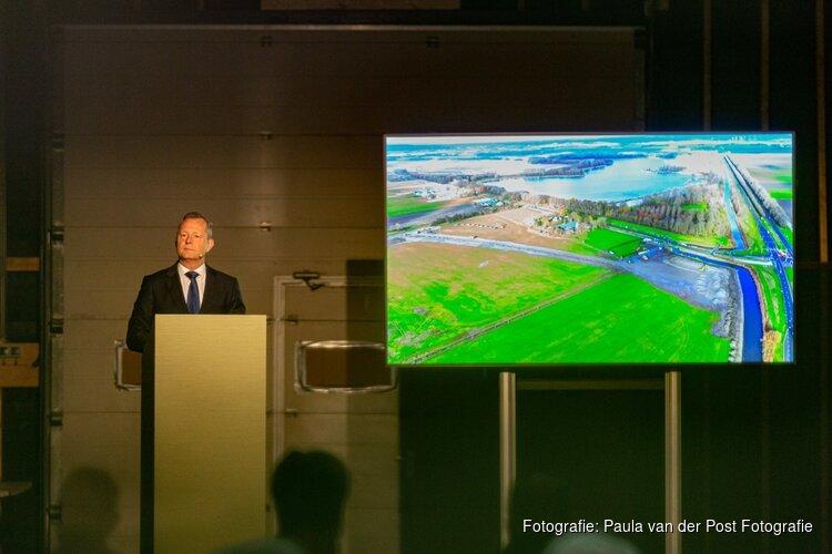 Grote belangstelling voor opening natuurbegraafplaats Geestmerloo