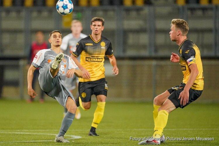 Roda JC en FC Volendam delen de punten