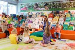 Spelenderwijs taal ontdekken in de Bibliotheek Volendam