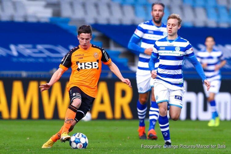 FC Volendam in enerverend duel langs De Graafschap