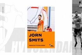 Jorn Smits maakt de overstap naar TTH Holstebro in Denemarken