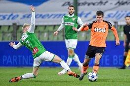 FC Volendam laat twee punten liggen bij hekkensluiter