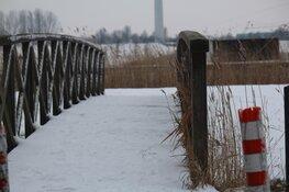 Sneeuwval vanuit zuidwesten bedekt vrijwel hele land, maar is van korte duur