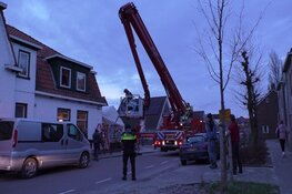 Reclamebord los gewaaid in Oosthuizen