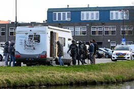 Arrestatieteam ingezet in Volendam